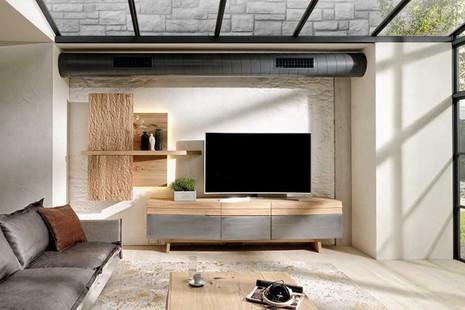 wohnwand v organo abverkauf. Black Bedroom Furniture Sets. Home Design Ideas
